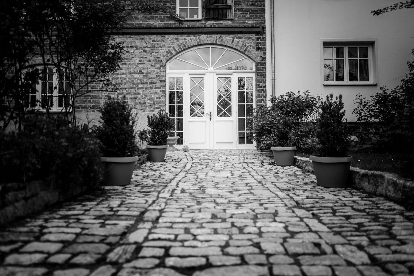 Tor der Residenz Jena